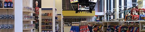 NHL Store Powered by Reebok - New York, New York