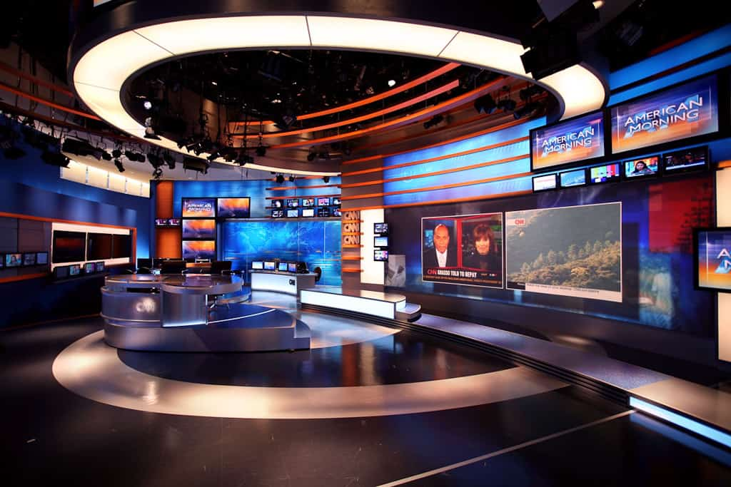 Mccann Systems Cnn American Morning New York New York