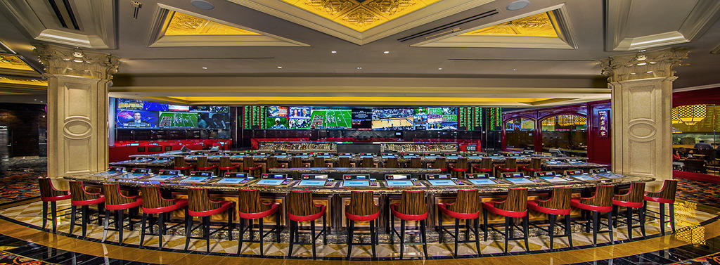 Mccann Systems The Venetian Hotel Amp Casino Sports