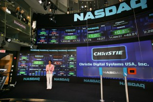 NASDAQ OMX Marketsite – New York, New York