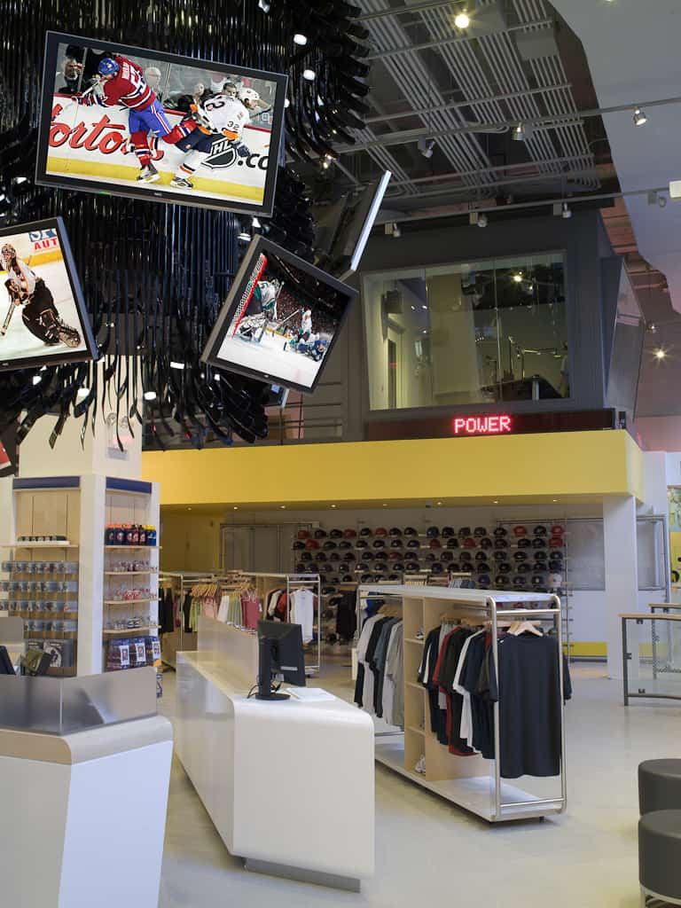 e5bc4f4c2de NHL Store Powered by Reebok – New York | McCann Systems