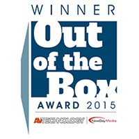 Digital Signage Out of the Box Award