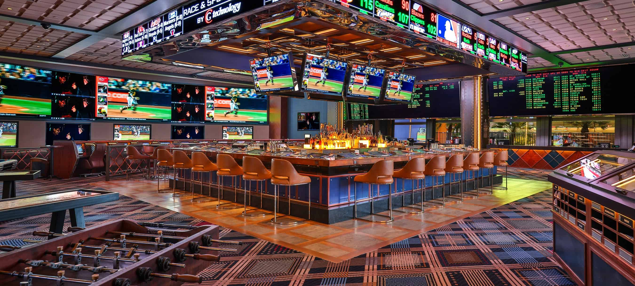 las vegas sports betting schedule