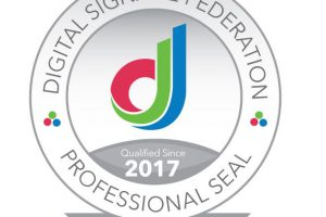 Digital Signage Federation Seal of Professional Excellence