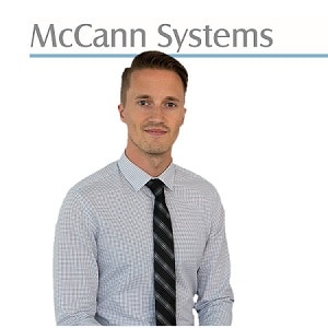 McCann Systems Managed Services Manager Joshua Case